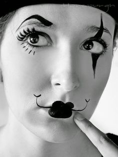 CARNAVAL - Make up - 20 ideias