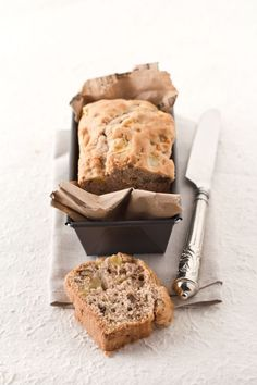 buttermilk apple bread (questo blog e` in italiano)