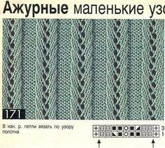 pletki - Barbara H. Lace Knitting Patterns, Knitting Stiches, Knitting Charts, Knitting Socks, Baby Knitting, Stitch Patterns, Knitting Projects, Knit Crochet, Couture