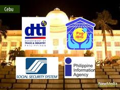 Government Offices in Cebu on the go for service.