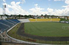 Estádio Silvio Salles - Catanduva (SP) - Capacidade: 16,5 mil - Clube: Grêmio Catanduvense