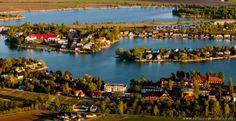 Slovakia, Senec - Sun Lakes Heart Of Europe, Central Europe, Bratislava, Czech Republic, Hungary, Poland, Castle, Earth, River