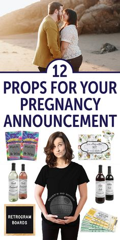 4af3343d9a58b Planning a Pregnancy Announcement? You Might Need One Of These Fun Props
