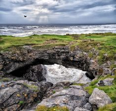 Take a walk on the wild side! Donegal is at the head of Ireland's Wild Atlantic Way #IrelandLandscape