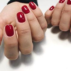Однотонный, ты такой, такооой! ♥️ #nailplace_manicure
