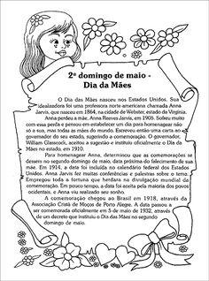 Pedagógiccos: Atividades: Dia das Mães - parte 1