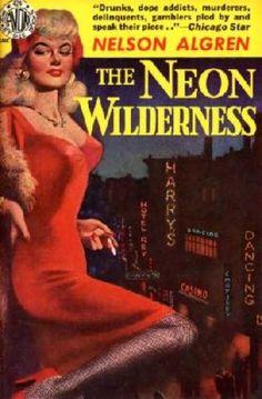 Avon Books - The Neon Wilderness - Nelson Algren