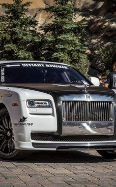 High Society- Rolls Royce Ghost | ~LadyLuxuryDesigns