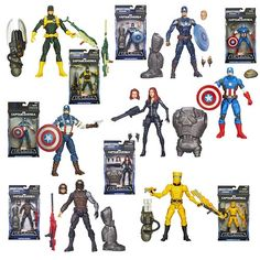 Entertainment Earth Update - New Revision Case For Captain America Marvel Legends Brings Back AIM & Hydra Soldiers http://www.toyhypeusa.com/2014/06/18/entertainment-earth-update-new-revision-case-for-captain-america-marvel-legends-brings-back-aim-hydra-soldiers/