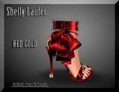 ::: Shelly Laufer Bittersweet [Red Gold] :::