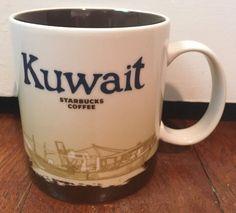 Starbucks Global Icon Kuwait Collectors Series 2010 Coffee Mug Cup Tea 16 Oz | eBay