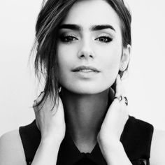 The Lovely Lily Collins