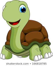 Vetor stock de Cute Turtle Cartoon (livre de direitos) 166816706 Cartoon Cartoon, Cute Turtle Cartoon, Cartoon Giraffe, Cartoon Photo, Cute Giraffe, Cartoon Drawings, Animal Drawings, Cartoon Ideas, Cartoon Tiger