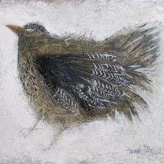 'Young Bird' by Hannah Hann, http://www.hannahhann.co.uk/#/shop/4568626567/Young-Bird/3484166