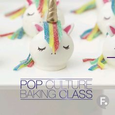 Pop Culture Baking: Unicorn Cake Truffles// for one no one wears all that jewelry when making cakes Cute Food, Yummy Food, Tasty, Cake Recipes, Dessert Recipes, Recipes Dinner, Dinner Ideas, Unicorn Foods, Unicorn Cakes