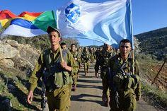 Batalhão de Drusos é dissolvido para ser integrado às Forças de Defesa de Israel. Foto: IDF