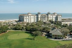 The Ritz Carlton, Amelia Island, Florida.