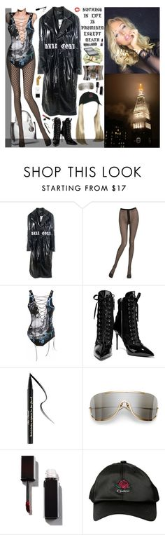 """""""10/25/16 - Same way they come that's the way they go"""" by ana-banana ❤ liked on Polyvore featuring Misbehave, Emilio Cavallini, Giuseppe Zanotti, George, Chanel, Too Faced Cosmetics, Acne Studios, Dolce&Gabbana, StyleNanda and Steve Madden"""