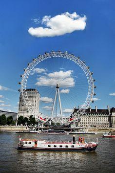 London Eye London Eye, Marina Bay Sands, Explore, Eyes, Travel, United Kingdom, Viajes, Destinations, Traveling