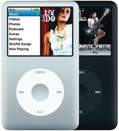 iPod Classic...a necessity!