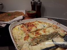 witlof lasagne Healthy Dinner Recipes, Low Carb Recipes, Good Food, Yummy Food, Oven Dishes, Dutch Recipes, I Foods, Food And Drink, Tart