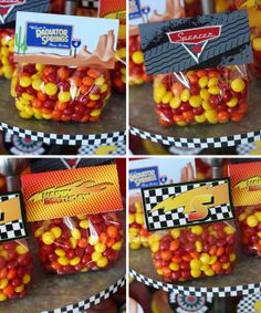 Wants and Wishes: Disney Inspired Cars Birthday party... Kachow!!!