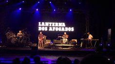 """""""Lanterna dos Afogados"""", Paralamas do Sucesso. Show de 22 de abril de 2015 em Curitiba!"""