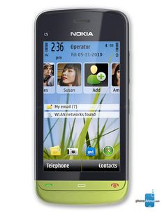 Nokia C5-05 Photos