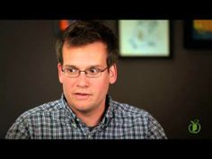 Author John Green talks about the importance of reading in his life.
