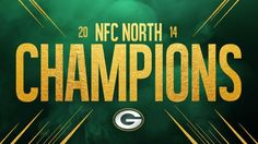 The Green Bay Packers - NFC North 2014 Champions