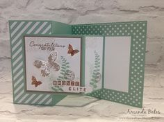 The Craft Spa - Stampin' Up! UK independent demonstrator : Team Congratulations...