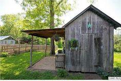 Love old sheds!!!