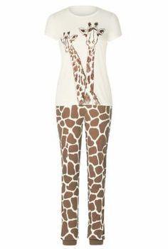 Giraffe PJ Set