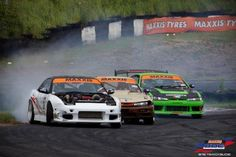 Round 3 of the K & N Supported Maxxis British Drift Championship Returns to the Thunderdome