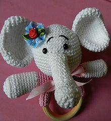 30 Best Free Amigurumi Elephant Patterns images in 2017
