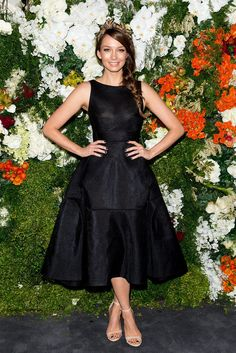 spring racing carnival launch | ricki-lee coulter