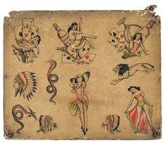 1940s collection of johnathon shaw
