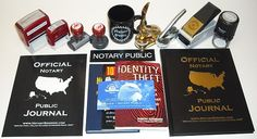 Notary Seals & Stamps, Public Notary Supplies & Bond, Notaries all notary products at Notary Bonding