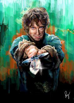 Hobbit by syac90.deviantart.com on @DeviantArt
