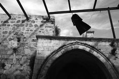 Powerful Photos Dig Into Turkey's Taboo History of the Armenian Genocide | A priest's frock hangs out at an Armenian abby in Jerusalem.  Kathryn Cook  | WIRED.com