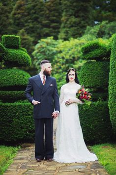 Wallis & Edward – A Modern Romance Styled Shoot