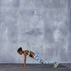 Train Like An Angel with Jasmine Tookes: Burpee Roll-Ups burn calories, boost metabolism & seriously tone your torso. Click ahead to see the full workout & shop Jasmine's looks. | Victoria's Secret Sport