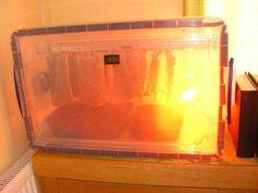 How to make a Biltong Box (Project): Making the biltong box.