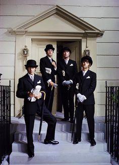 ladies and gentlemen, the beatles The #Beatles #Quiz