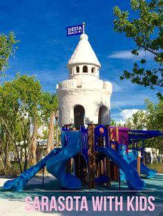 Sarasota kids playground