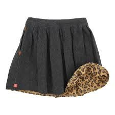 Scotch R'belle - Reversible dark grey and leopard skirt Bubble Skirt, Leopard Skirt, Dark Grey, Kids Outfits, Kids Fashion, Bubbles, Skirts, How To Wear, Scotch