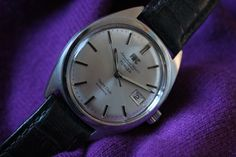 IWC Türler vintage watch with automatic movement.  A stunning piece.  Very rare.