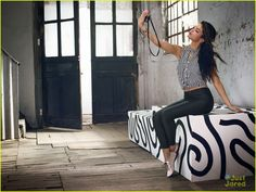 Selena Gomez Takes Selfies For Adidas NEO Summer Collection Campaign! | selena gomez adidas neo summer campaign 12 - Photo
