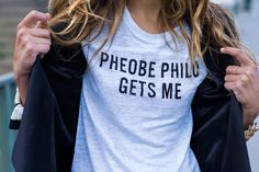 This graphic tee gets me. // #StreetStyle #DesignerName