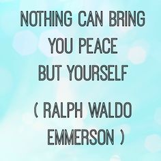 ... Emerson sur Pinterest | Ralph Waldo Emerson, Emerson et Citations D